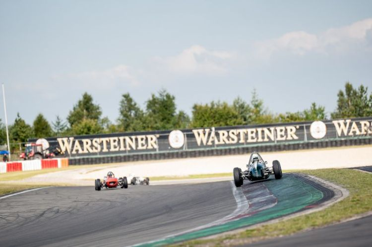 Formula Junior Class -Oldtimer Grand Prix 2012
