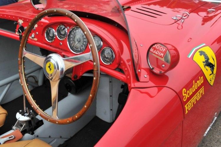 1954 Ferrari 500 Mondial Pinin Farina Spyder