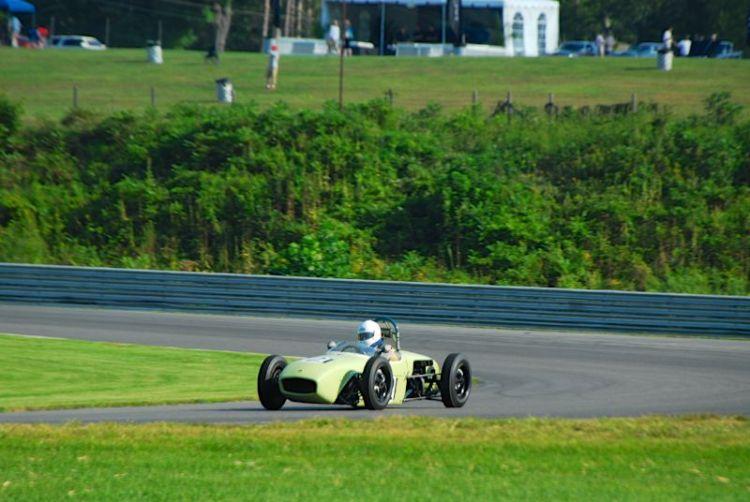 Phil LaMont- 1960 Lotus 18FJ.