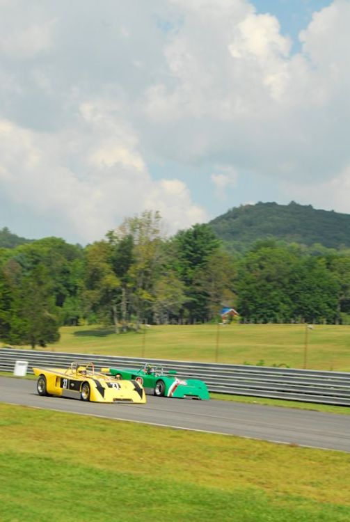 Larry Kessler - the #27- Chevron B19- #49- Robert Paltrow- B19 Chevron.