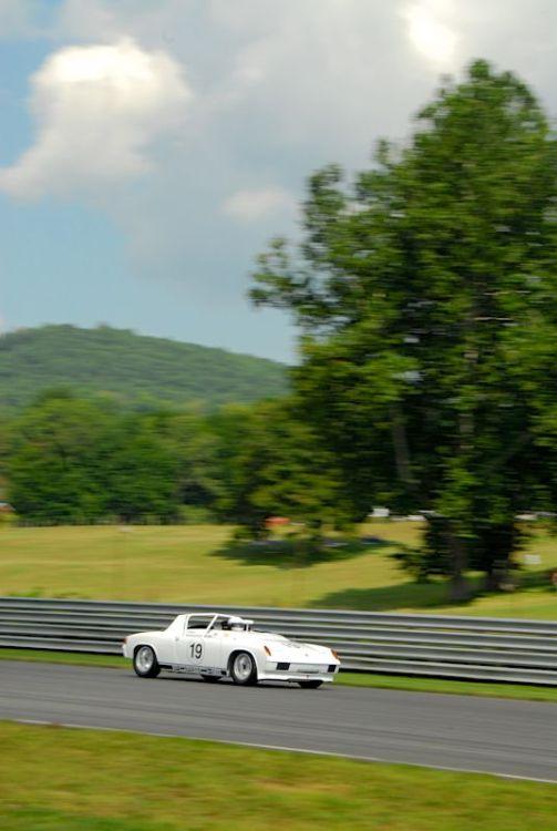 Ed Mettelmann- 1972 Porsche 914.