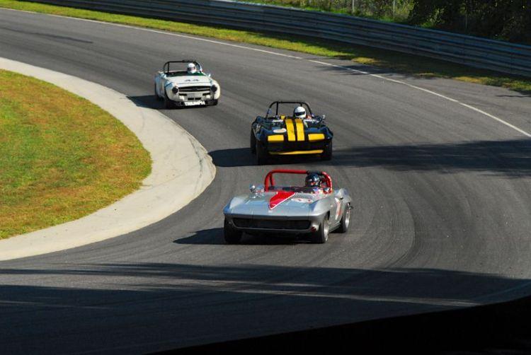 1964 Corvette of Tom Cotter.