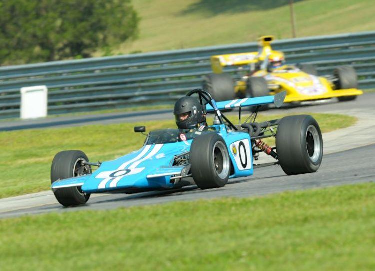 1973 GRD Formula B- Brian Rechtiene.