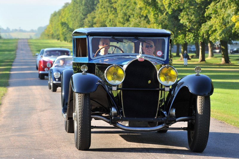 1931 Bugatti Type 41 Royale 'Kellner' Coupe