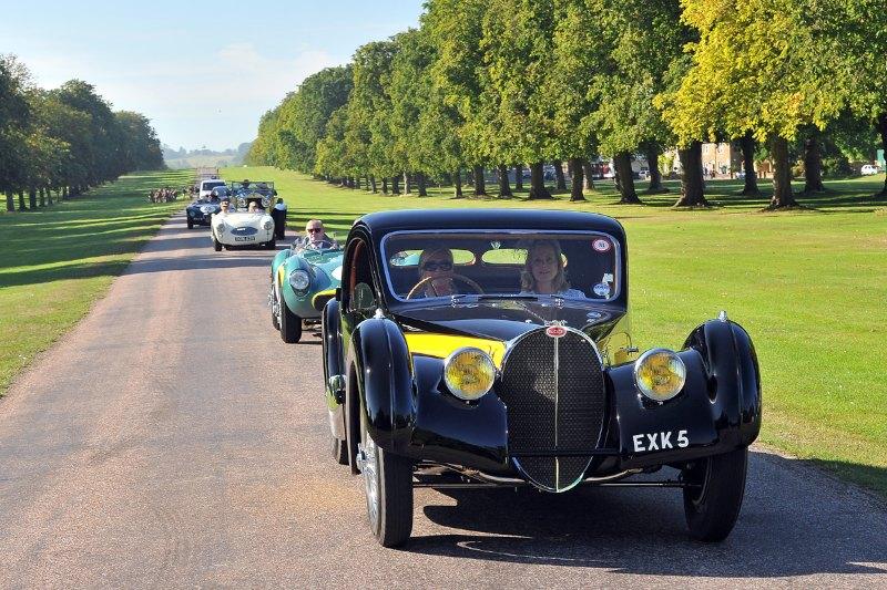 1938 Bugatti Type 57S Atalante