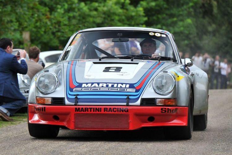 1973 Porsche 911 RSR Prototype Mary Stuart