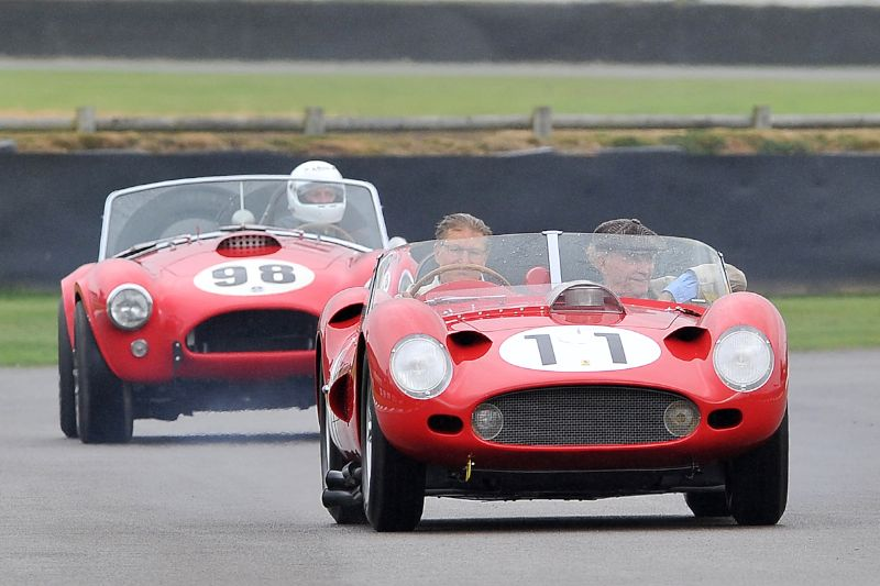 1960 Ferrari 250 TR59/60 0774TR