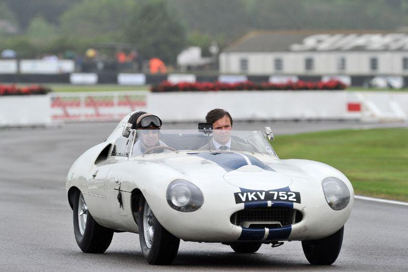 1960 Jaguar E2A Prototype
