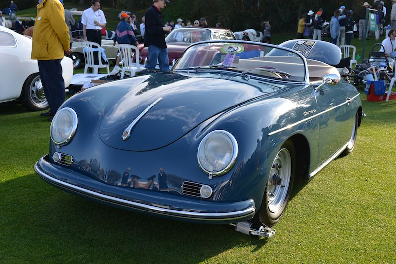 1957 Porsche GS/GT Carrera Speedster