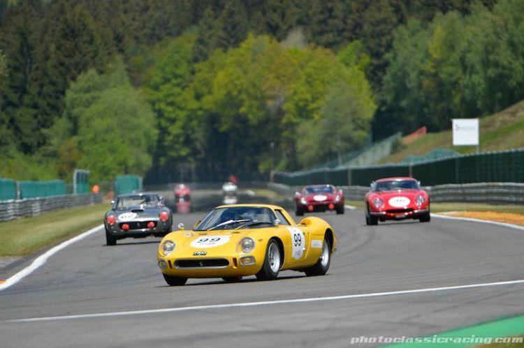 Spa Classic 2014