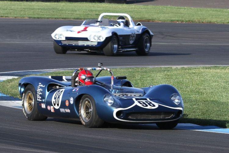David Jacobs, 66 Lola T70 MK ll