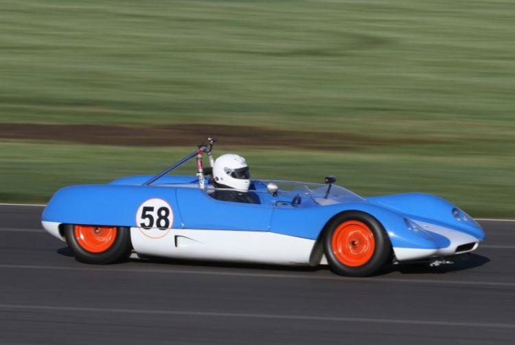 Graham Adelman, 62 Lotus 23B