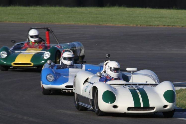 Robert Boden, 62 Lotus 19 - Climax