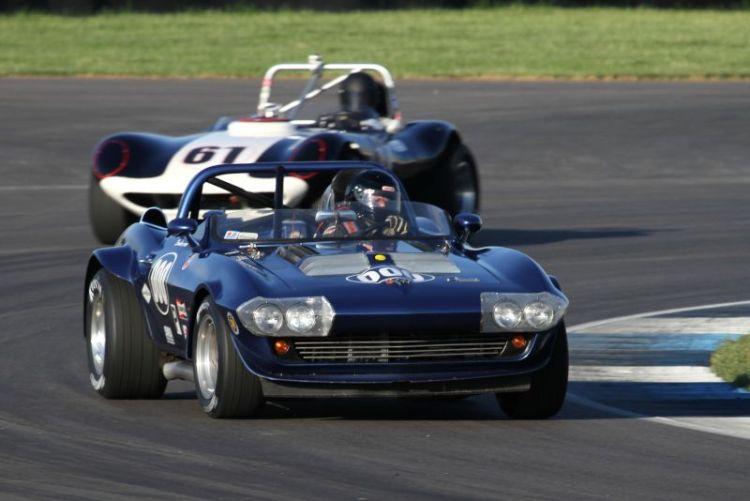 Ken Mennella, 63 Corvette GSRe