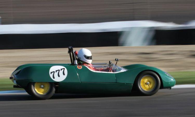 Bill Luken, 63 Lotus 23B