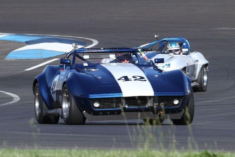 Rick Mooney, 68 Corvette