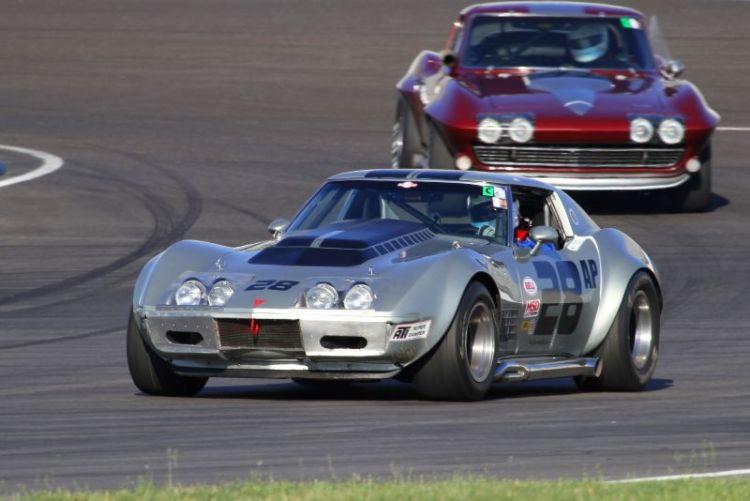 Mark Hilderbrand, 72 Corvette