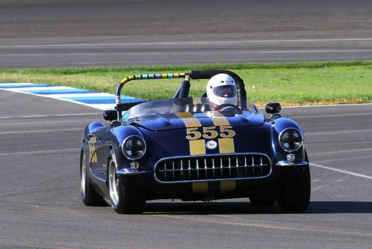 Robert Harvey, 57 Corvette