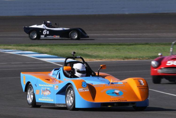 Owen Coon, 94 SCCA Spec Racer Ford