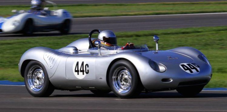 John Higgins, 59 Porsche 718RSK