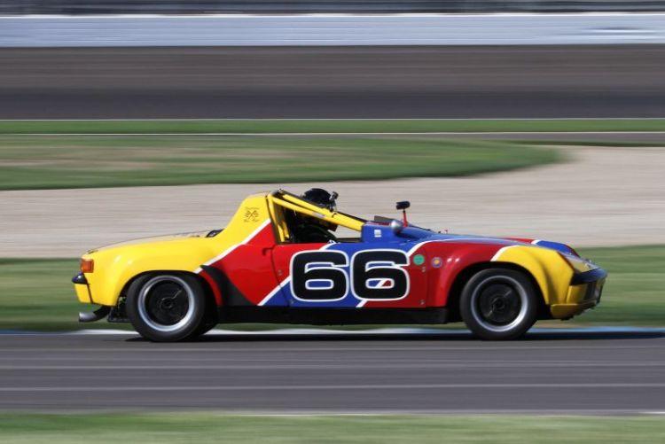 John Bechtol, 72 Porsche 914/6