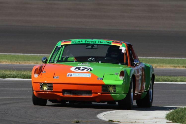 John Forbes, 70 Porsche 914/6