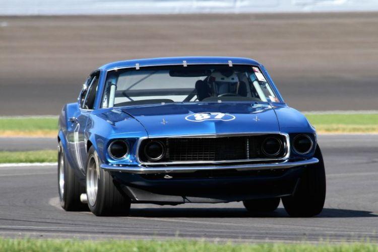Erich Bollman, 69 Ford Mustang Boss