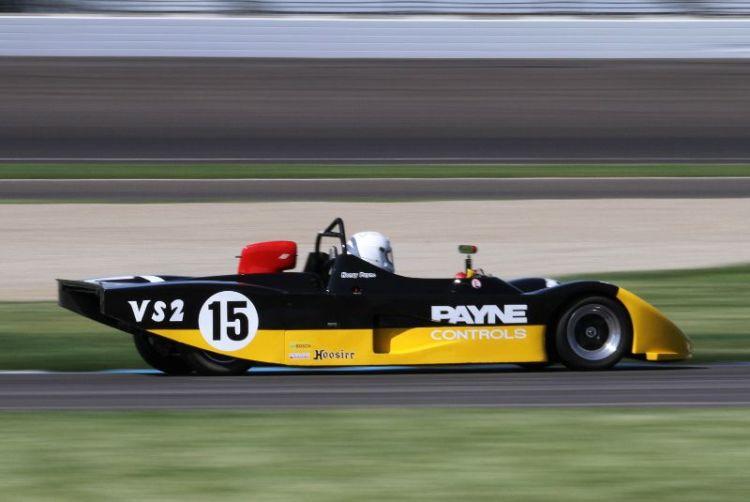 Henry Payne lV, 85 Lola T596