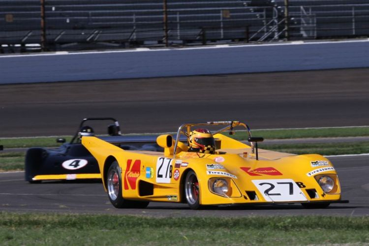 Keith Frieser, 72 Lola T290