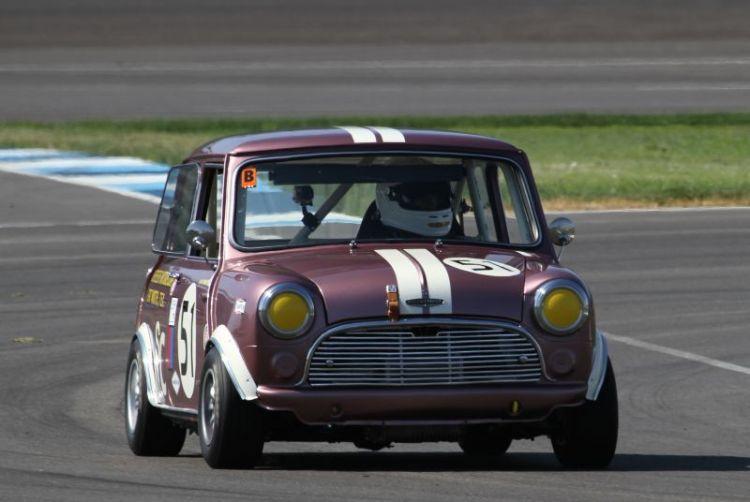 Robert Hoemke, 65 Mini Cooper