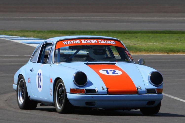 Wayne Baker, 67 Porsche 911S