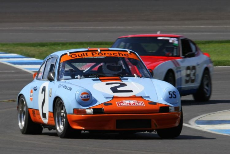 Bill Bauman, 69 Porsche 911S