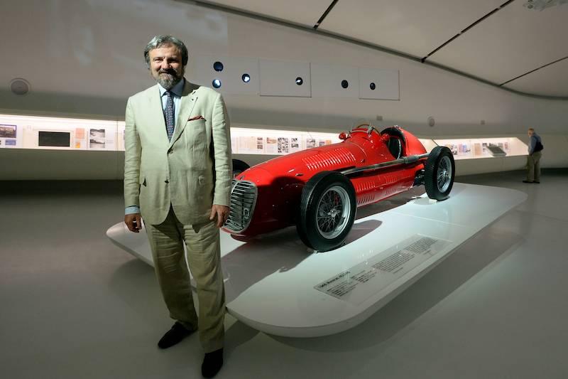Maserati Centennial International Gathering
