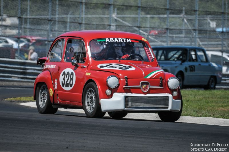 1964 Fiat Abarth 1000TC. Alain Raymond.