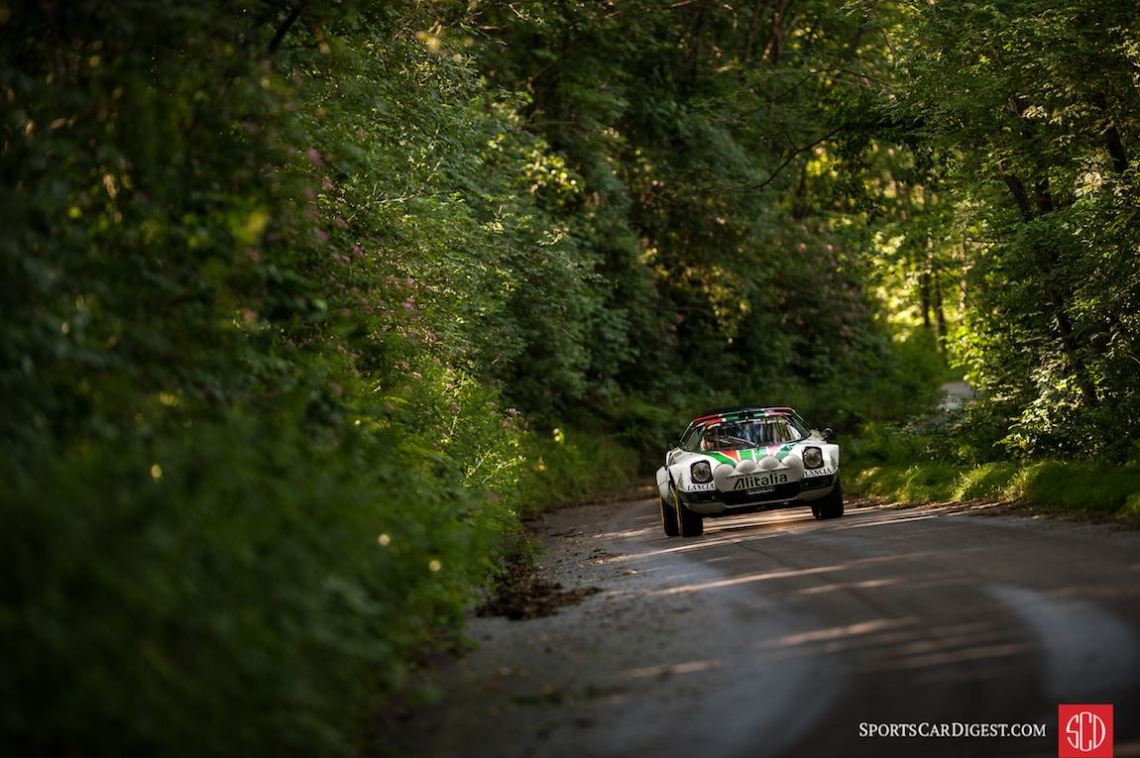 Lancia Stratos World Meeting (photo: Julien Mahiels)