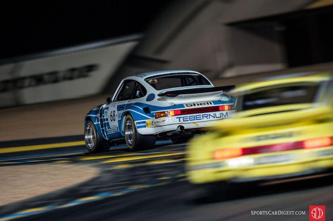 Porsche 911 Carrera RSR 3.0 at Le Mans Classic (photo: Julien Mahiels)