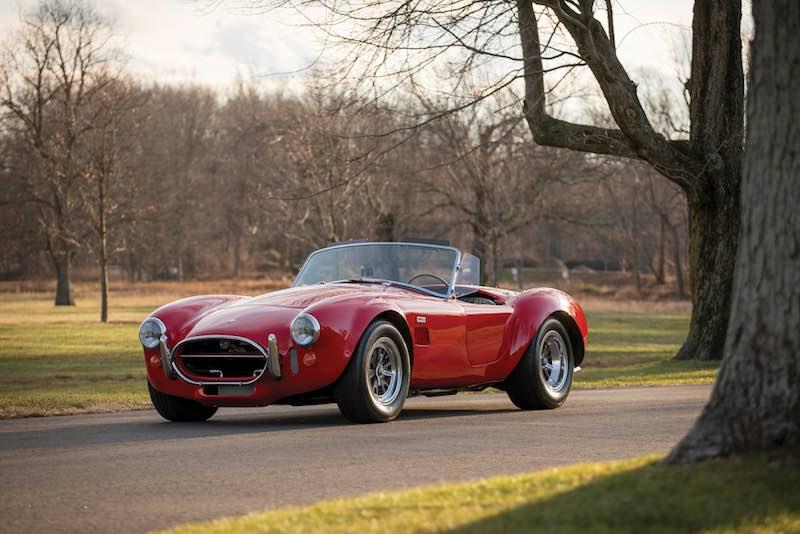 1966 Shelby 427 Cobra (photo: Erik Fuller)
