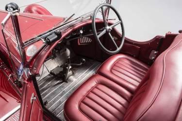 1931 Alfa Romeo 6C 1750 Supercharged Gran Sport Spider
