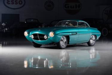 1953 Fiat 8V Supersonic by Ghia (photo: Darin Schnabel)