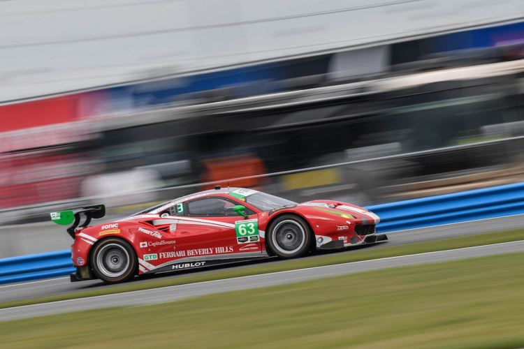 Ferrari 488 GTE (photo: Ferrari)