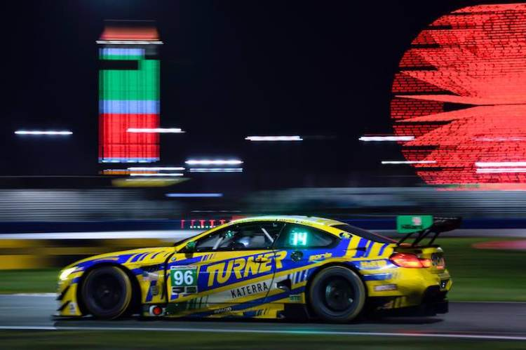 Turner Motorsports BMW M6 GTLM