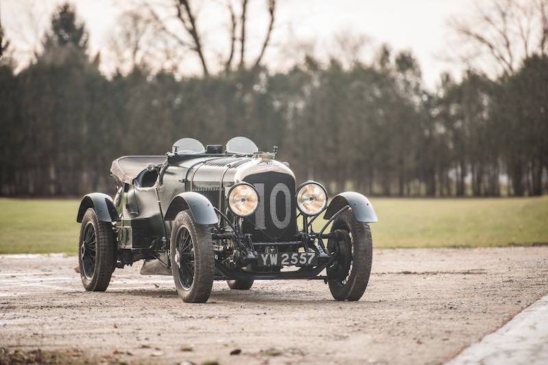 1928 Bentley 4.5 Litre Le Mans Sports