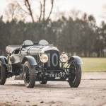 Factory Bentley Le Mans Team Car Offered in Amelia Island