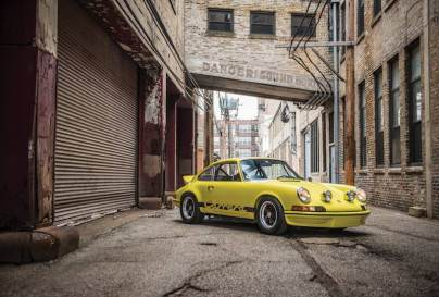 1973 Porsche 911 Carrera RS 2.7 Lightweight
