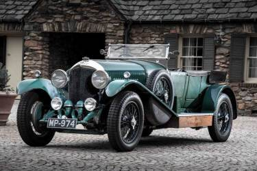 1927 Bentley 4 1/2 Liter Tourer
