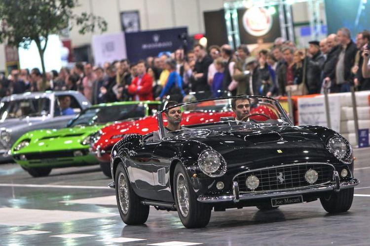 Ferrari on The Grand Avenue