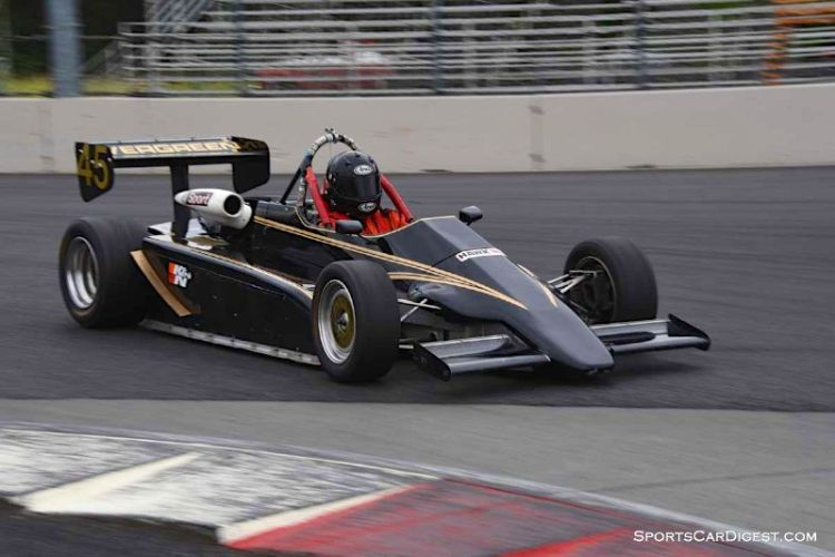 Joe Harding's 1986 Ralt RT3 at Portland Historic Races 2015