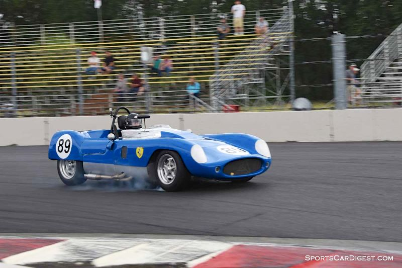 John G. Miller's 1961 Hatch Park Special at Portland Historic Races 2015