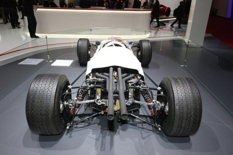 Honda RA272 F1 car