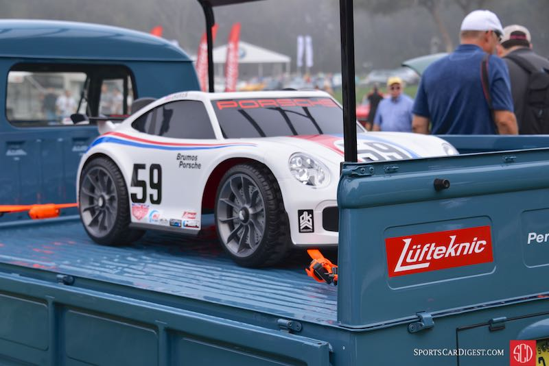 Cars and Coffee at Amelia Island Concours 2016